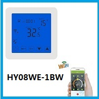 WIFI HY08WE-1BW thermostat