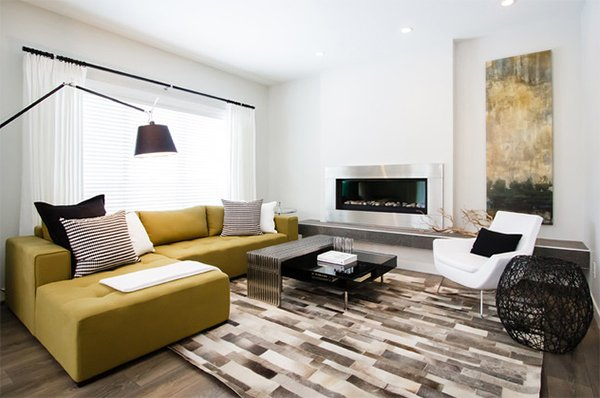 condo living areas design