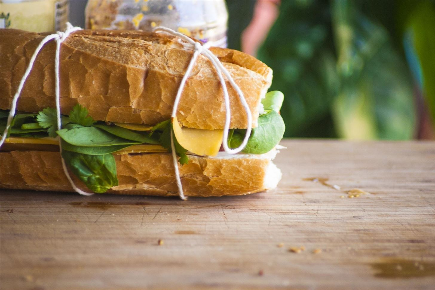 How to Keep Your Sandwiches from Getting Soggy