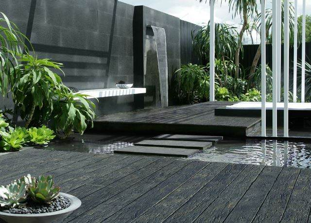 Composite Decking Balcony Flooring