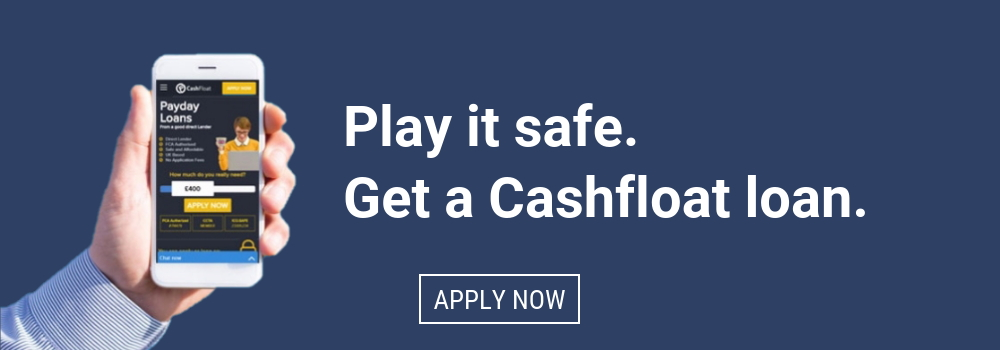 Apply now for a payday loan for a responsible lender - Cashfloat